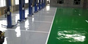环氧平涂地坪涂装体系