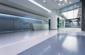 环氧地坪漆有助于构建出整洁的作业环境