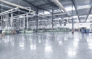 中山环氧自流平施工的常规溶剂基地板涂料漆膜非常致密