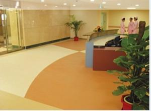PVC医院专用地板