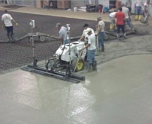 混凝土超平地坪
