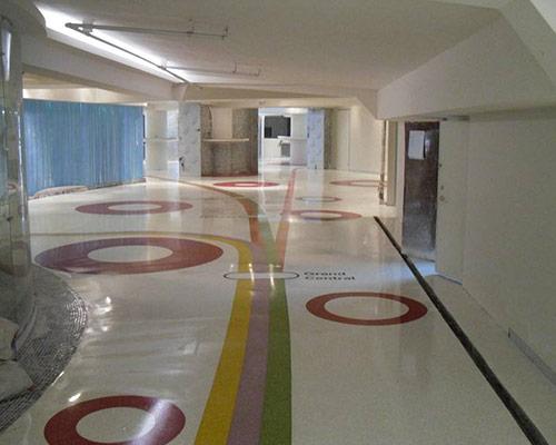 高固环氧地坪涂装体系