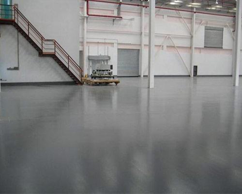 PVC防静电地板安装体系